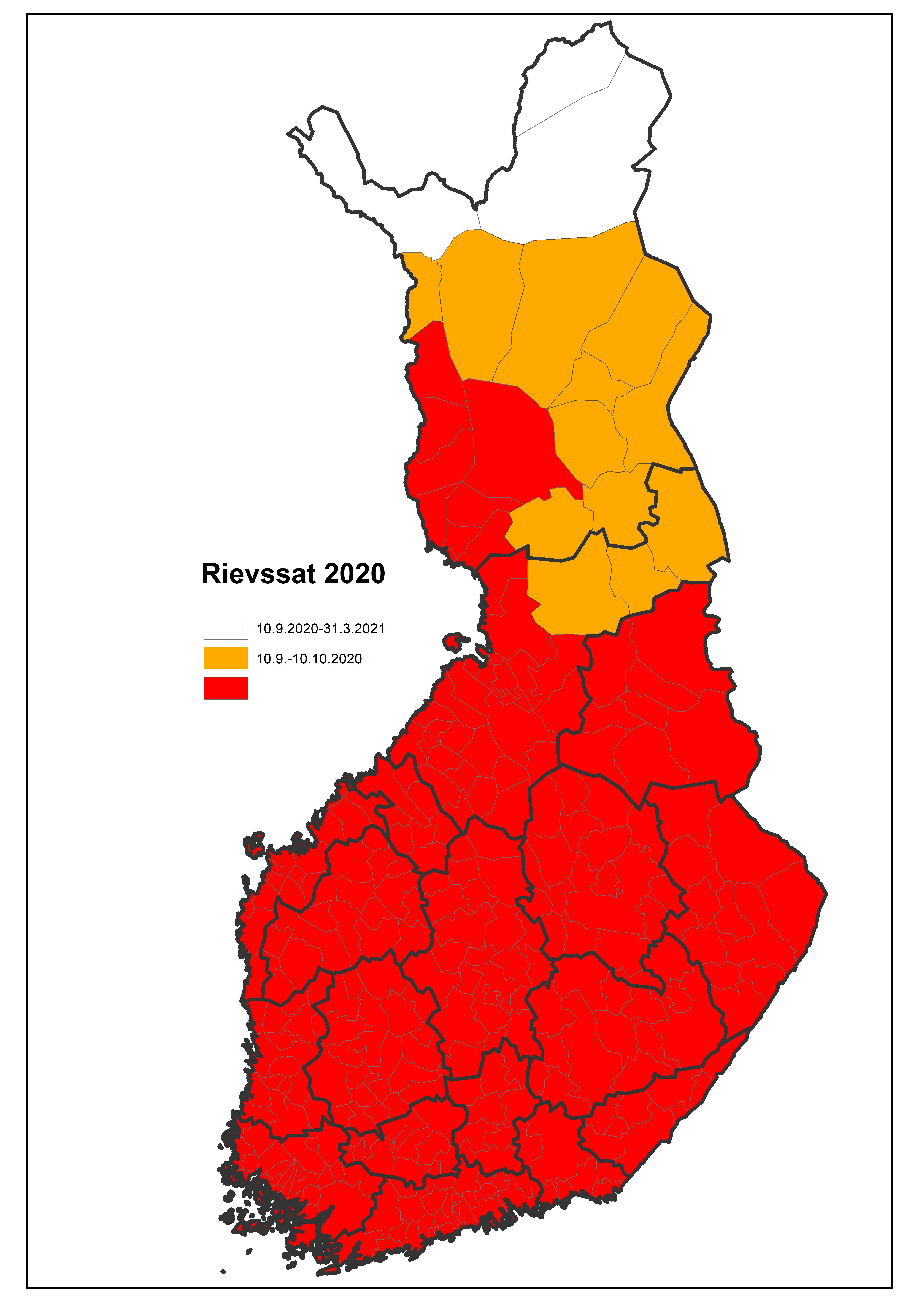Meahcástanáiggit: Rievssat 2020