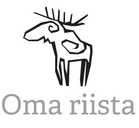 Oma riista logo