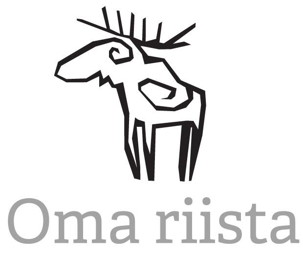 Oma riista -logo